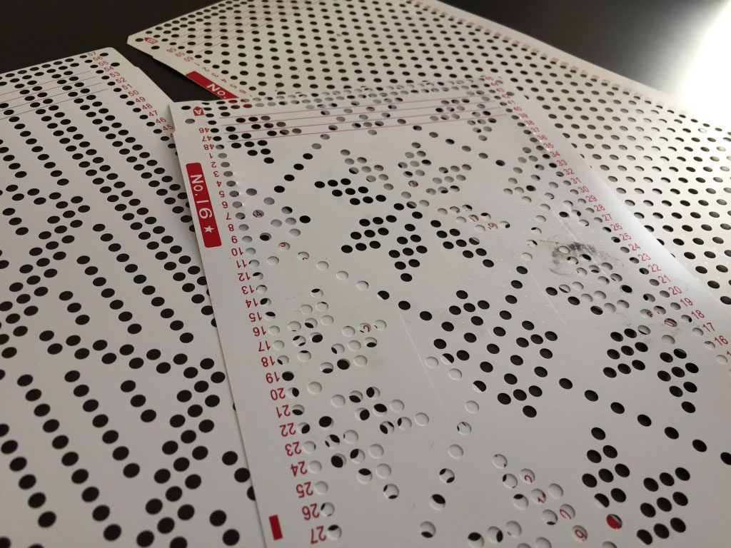Two Days Mastering Punchcards Workshop